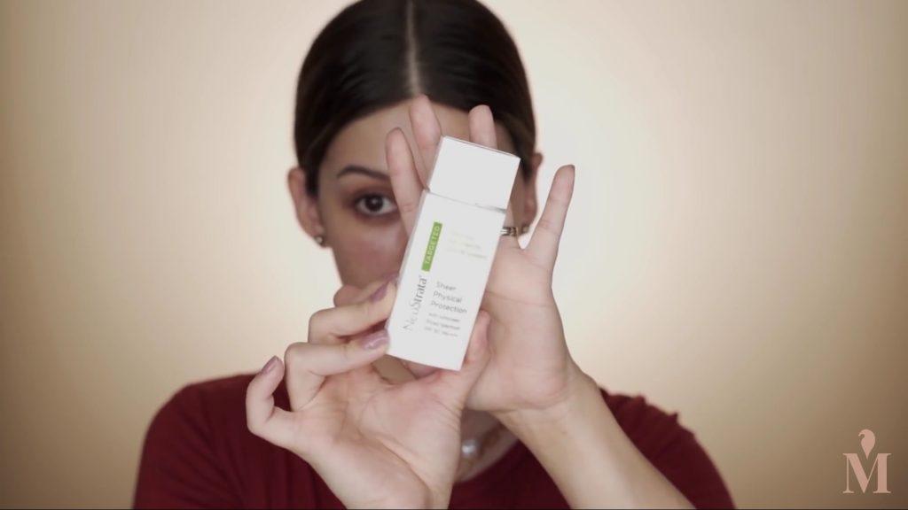 Maquillaje de verano duradero Mariana Zambrano 2020. protector solar