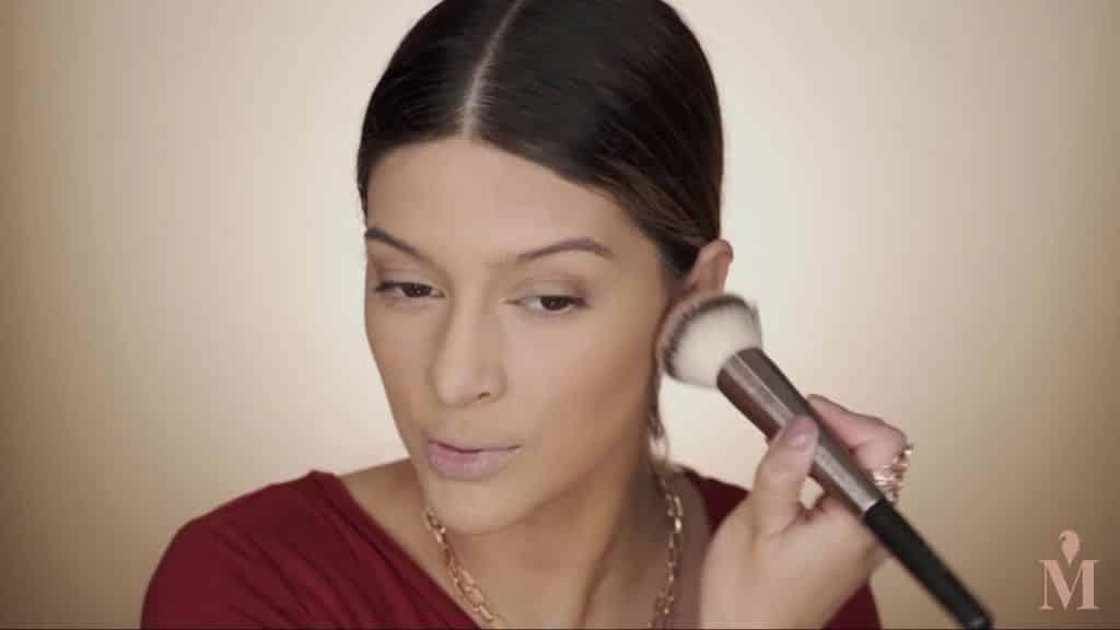 Maquillaje de verano duradero Mariana Zambrano 2020 contorno
