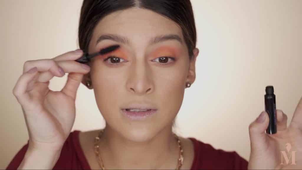 Maquillaje de verano duradero Mariana Zambrano 2020, rimel a prueba de agua