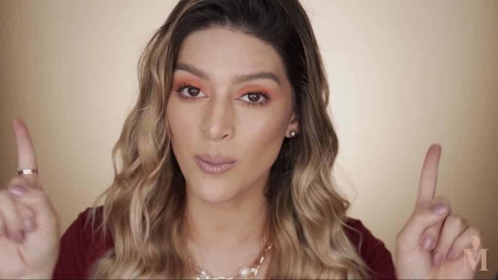 Maquillaje de verano duradero Mariana Zambrano 2020, resultado final del maquillaje de verano
