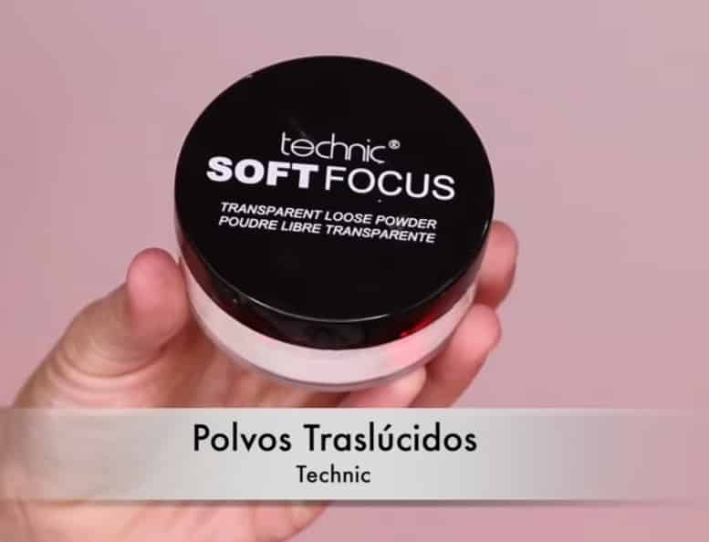 maquillaje halloween 2020 Pennywise mujer polvos translucidos