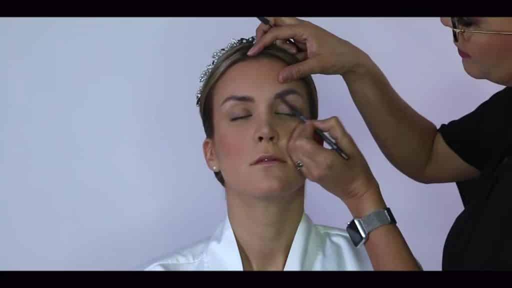 Maquillaje para NOVIA DE DÍA por CRISTINA CUELLAR