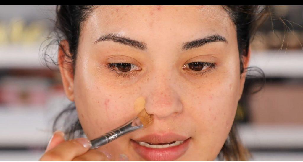 Atrévete a dar un cambio radical, con un maquillaje neutro y fácil de la mano de Roccibella aclarador de manchas