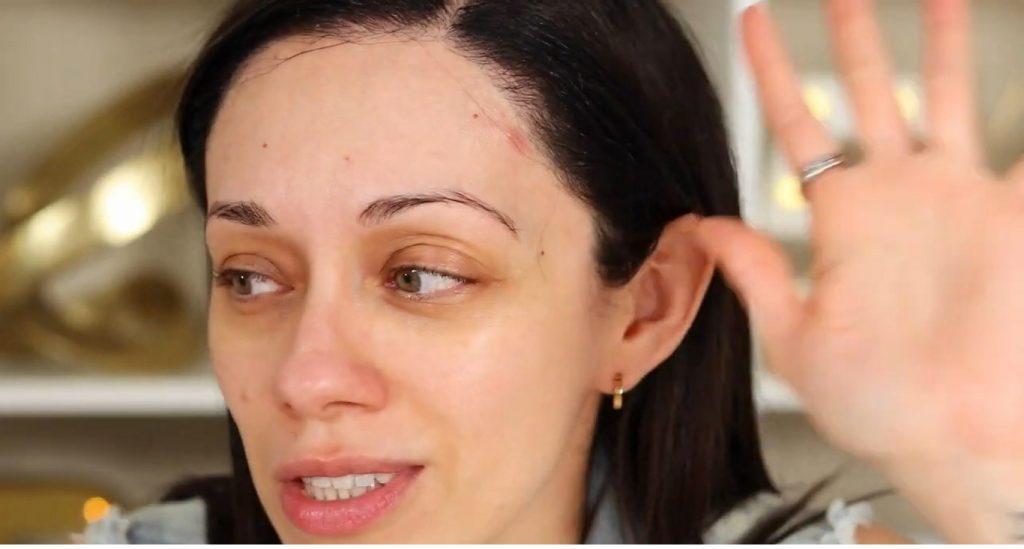 ¡Base de maquillaje invisible de la mano de Rosy McMichael! Resultado final
