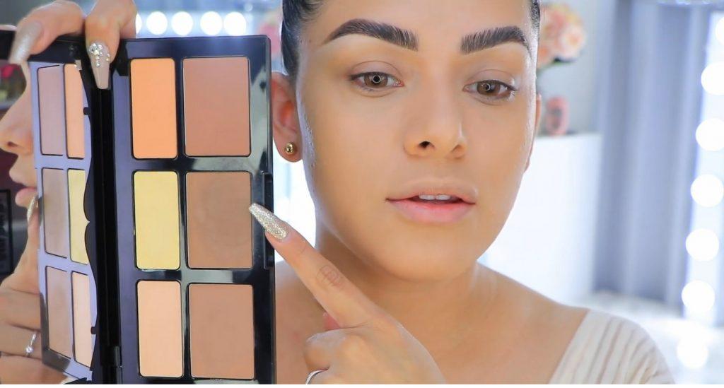 Aprende a maquillarte como Kendall y Kylie Jenner con Jeamileth Doll contorno en crema