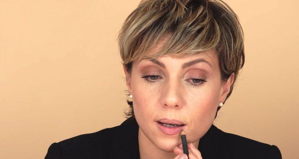 Maquillaje para labios finos tutorial perfilar