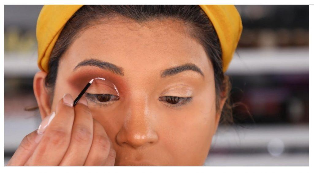 ¡Tutorial! Aprende a maquillar tus ojos de animal print con Roccibella delinear la cuenca