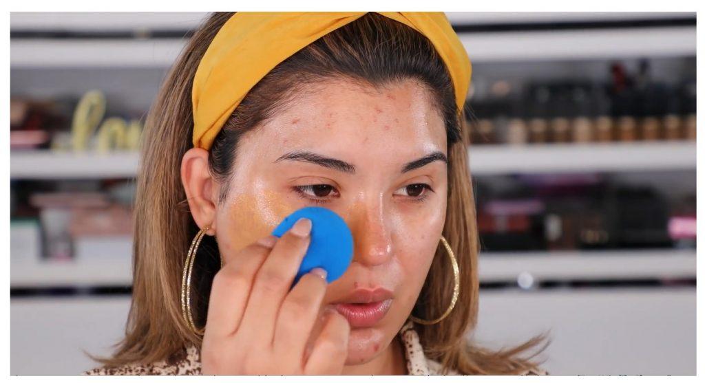 ¡Tutorial! Aprende a maquillar tus ojos de animal print con Roccibella difuminado