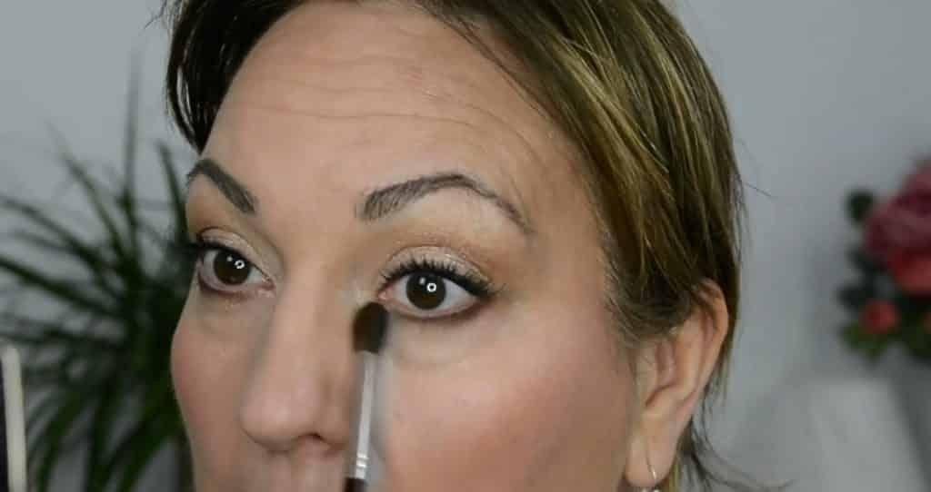 Maquillaje de verano para pieles maduras ¡Tutorial! Difuminar