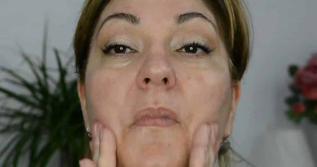 Maquillaje de verano para pieles maduras ¡Tutorial! Gel energizante