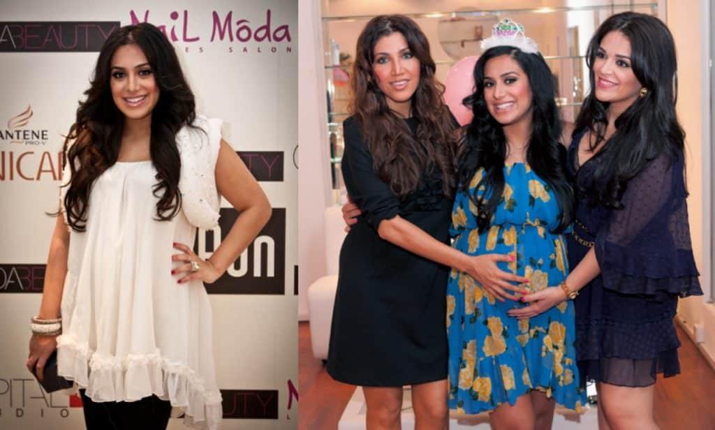 Los secretos detrás de la vida de Huda Beauty su embarazo no fue planeado