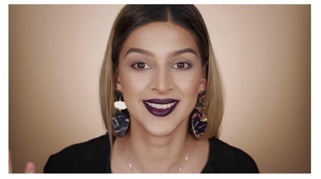Maquillaje paso a paso para unos labios perfectos 2020 con Mariana Zambrano resultado final labial cremoso