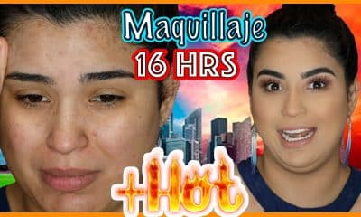 Aprende a hacer un maquillaje duradero para verano con este tutorial de Roccibella