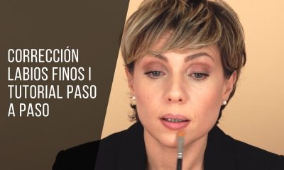 Maquillaje para labios finos tutorial