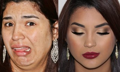 Maquillaje paso a paso para una fiesta de noche con Roccibella