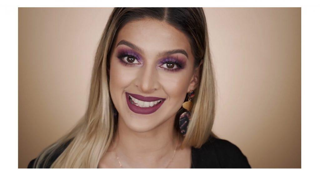 Maquillaje paso a paso para unos labios perfectos 2020 con Mariana Zambrano resultado final labial mate