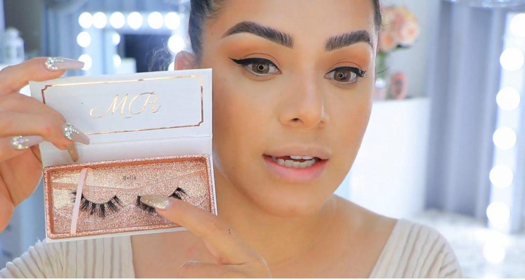 Aprende a maquillarte como Kendall y Kylie Jenner con Jeamileth Doll pestañas postizas