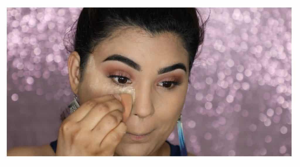 Aprende a hacer un maquillaje duradero para verano con este tutorial de Roccibella polvos sueltos