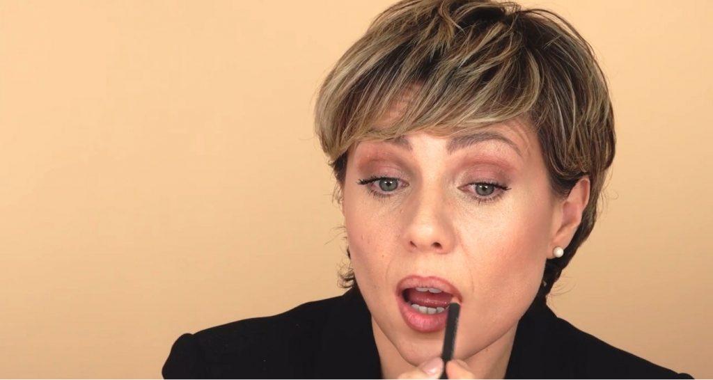 Maquillaje para labios finos tutorial rellenar comisuras