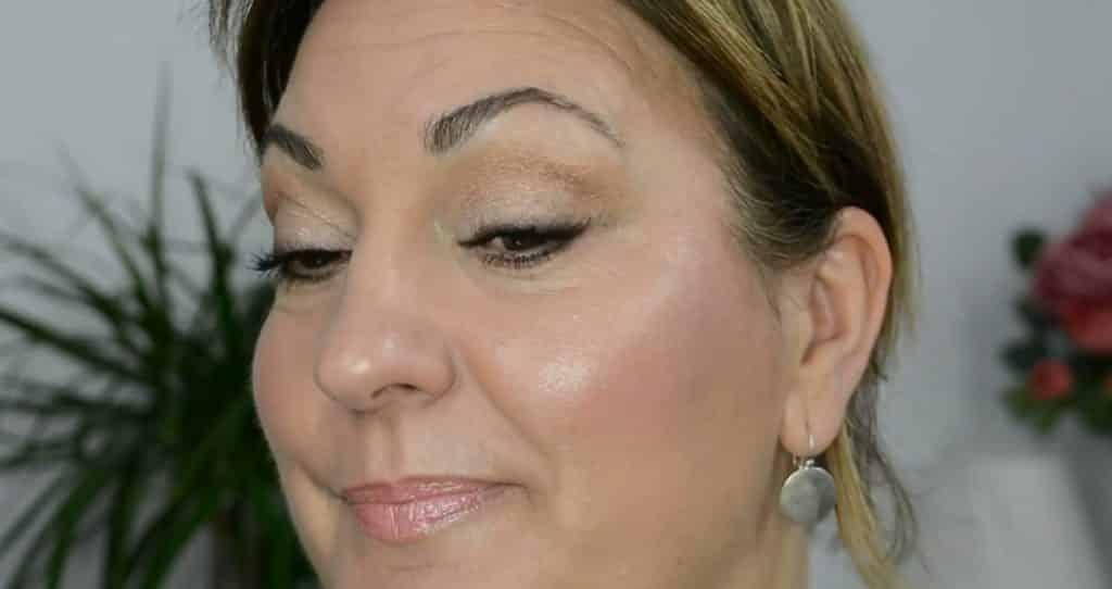 Maquillaje de verano para pieles maduras ¡Tutorial! Resultado final, día
