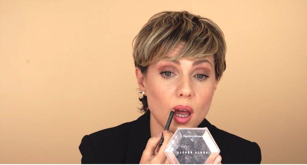 Maquillaje para labios finos tutorial retocar