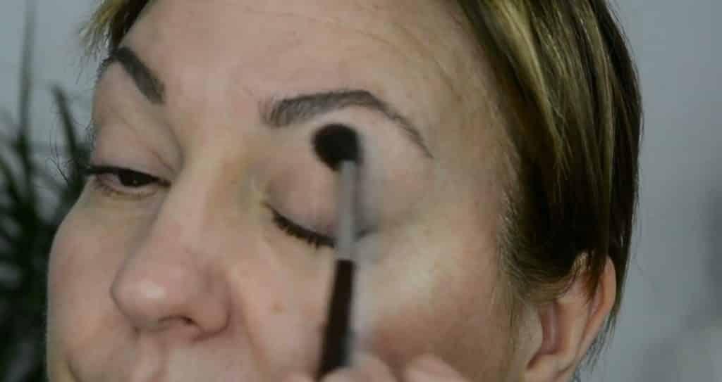 Maquillaje de verano para pieles maduras ¡Tutorial! Sombras