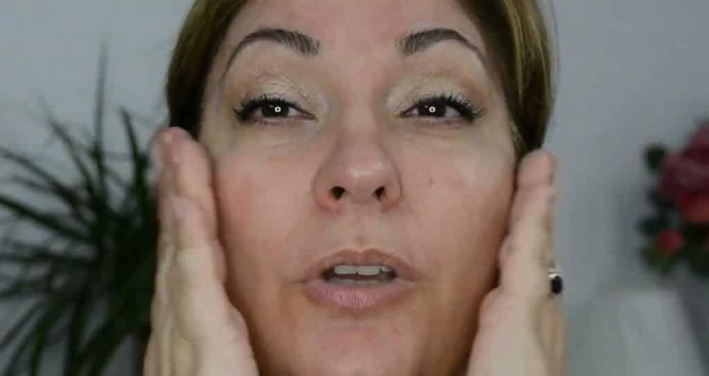 Maquillaje de verano para pieles maduras ¡Tutorial! Serum energizante