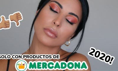 Maquillaje con productos de Mercadona