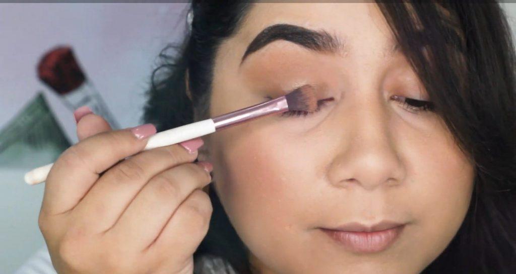 ¡Maquillaje básico con sombras Mary Kay! Tutorial Aplicar la sombra en crema Mary Kay