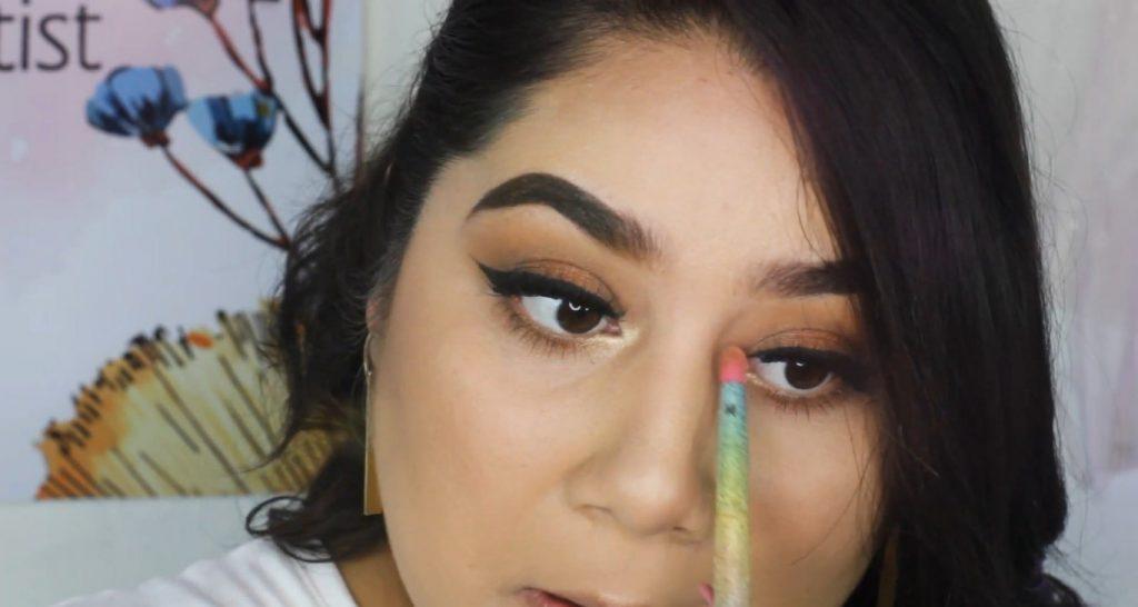 ¡Maquillaje básico con sombras Mary Kay! Tutorial Aplica el iluminador