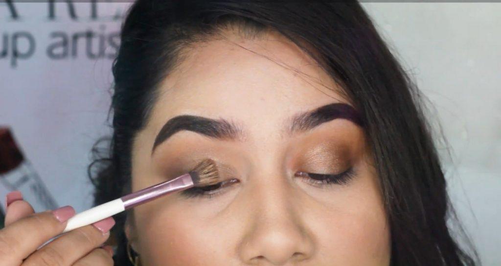 ¡Maquillaje básico con sombras Mary Kay! Tutorial Sellas las sombras con rubor en polvo Mary Kay