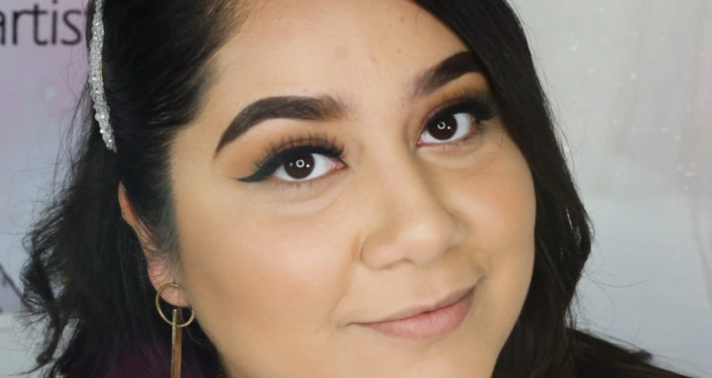 ¡Maquillaje básico con sombras Mary Kay! Tutorial pestañas postizas