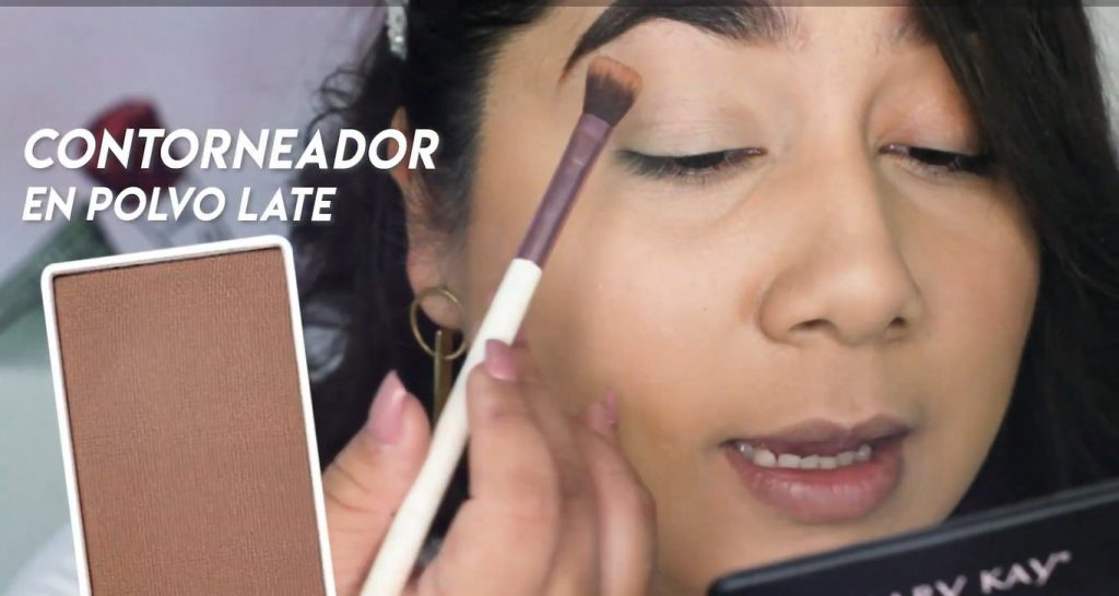 ¡Maquillaje básico con sombras Mary Kay! Tutorial Aplicar sombra