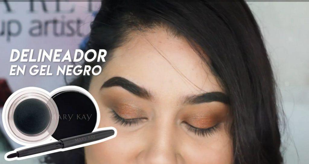 ¡Maquillaje básico con sombras Mary Kay! Tutorial Delineado