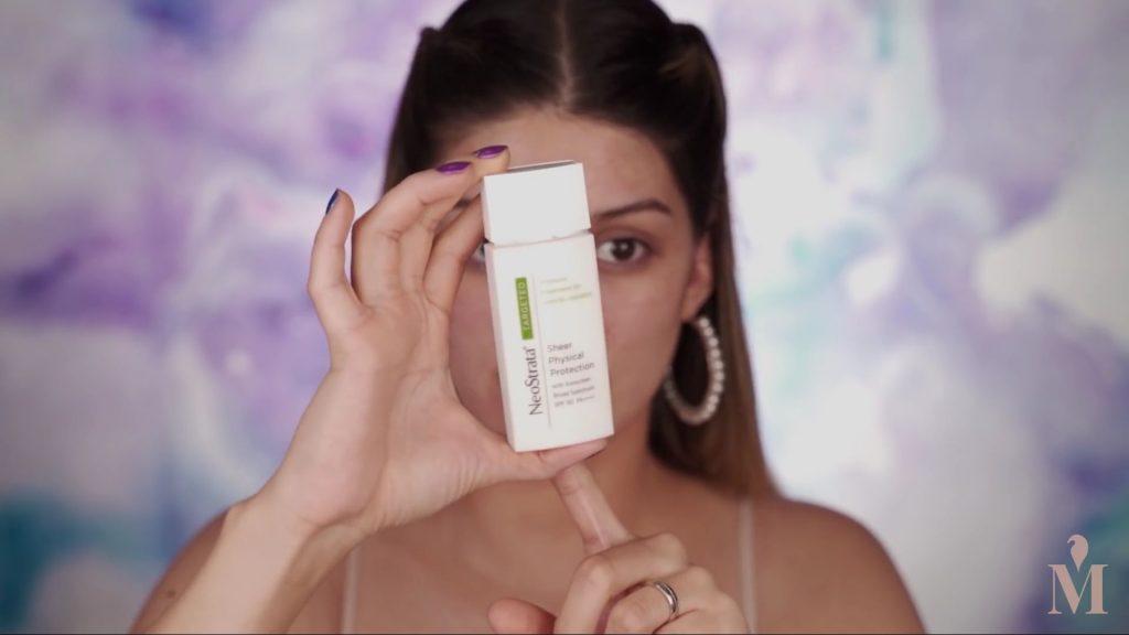 Maquillaje fácil y rápido para principiantes, Mariana Zambrano 2020,Protector de la marca NeoStrata
