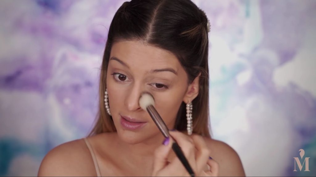 Maquillaje fácil y rápido para principiantes,Mariana Zambrano 2020,Polvo MAYBELLINE LOOSE FINISHING POWDER