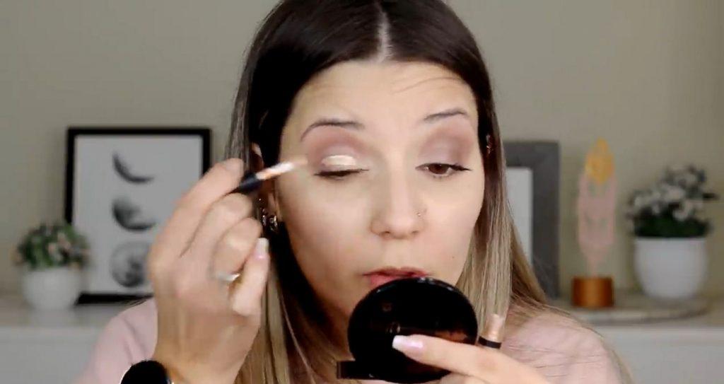 Maquillaje para el día probando productos Mary Kay ¡Nanu Makeup quedó impactada! Sombra líquida