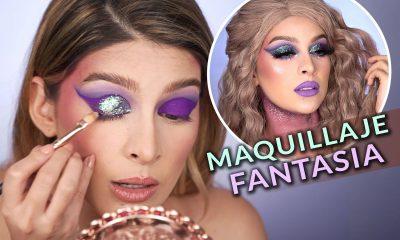 Aprende a hacer un maquillaje de fantasía de la mano de Mariana Zambrano ¡Tutorial!