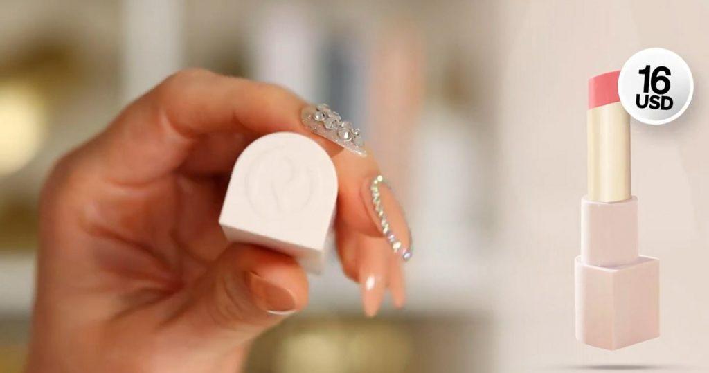¡Conoce Rare Beauty! La nueva línea de productos de Selena Gómez de la mano de Rosy McMichael presentación del bálsamo