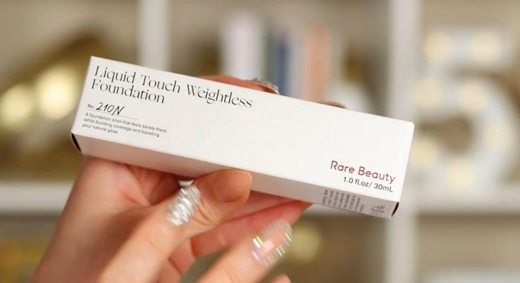 ¡Conoce Rare Beauty! La nueva línea de productos de Selena Gómez de la mano de Rosy McMichael base