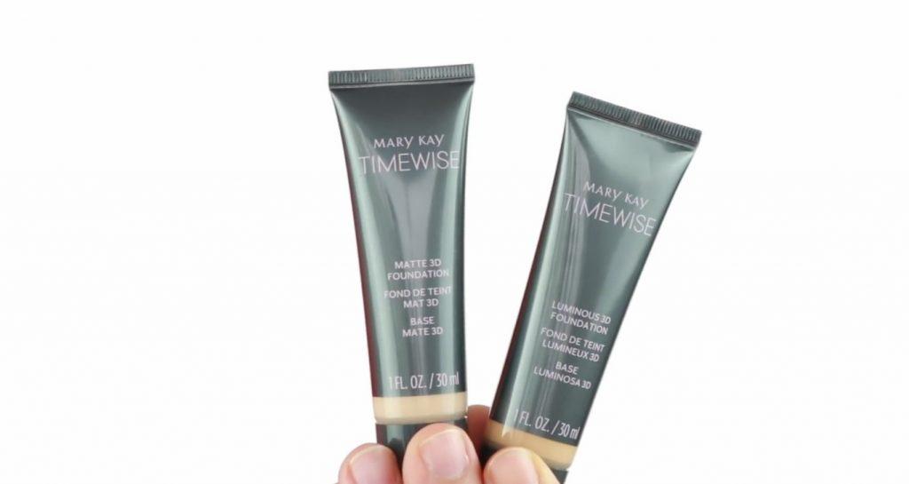 Conoce los productos Mary Kay de la mano de Martin Catalogne Makeup base