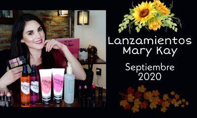 Conoce lo nuevo de Mary Kay para el otoño-invierno 2020