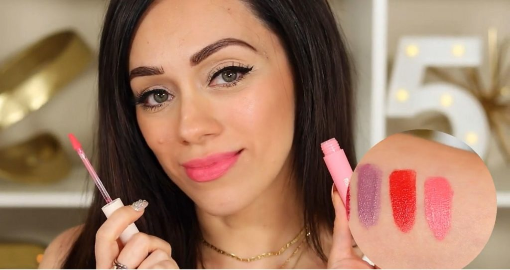 ¡Conoce Rare Beauty! La nueva línea de productos de Selena Gómez de la mano de Rosy McMichael labial tono Energize