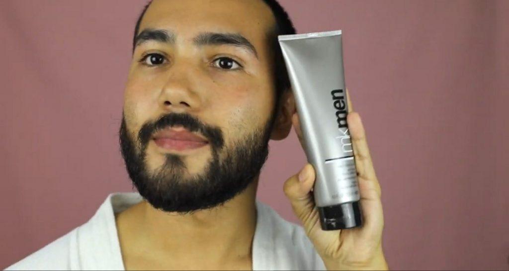 ¡Conoce MKMen! La línea de Mary Kay para el cuidado de la piel del hombre Limpiadora Facial