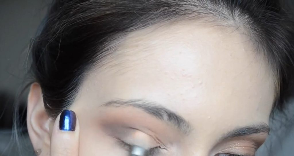 Maquillaje natural para la noche ¡Tutorial! Aplicar sombras metalizadas