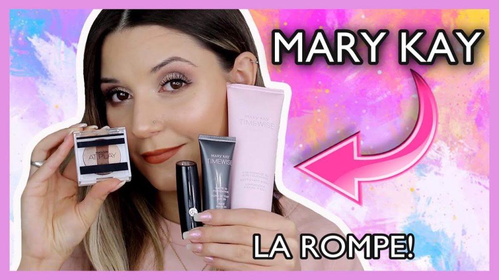 Maquillaje para el día probando productos Mary Kay ¡Nanu Makeup quedó impactada!