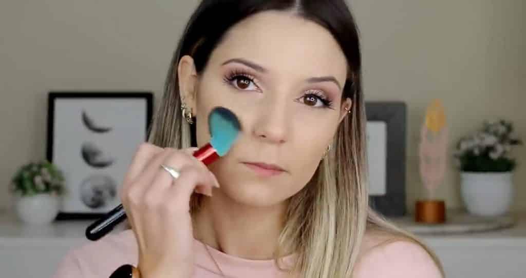 Maquillaje para el día probando productos Mary Kay ¡Nanu Makeup quedó impactada! Aplicar y difuminar contorno