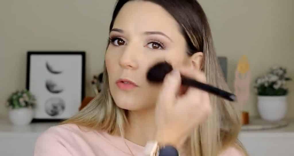 Maquillaje para el día probando productos Mary Kay ¡Nanu Makeup quedó impactada! Aplicar y difuminar rubor