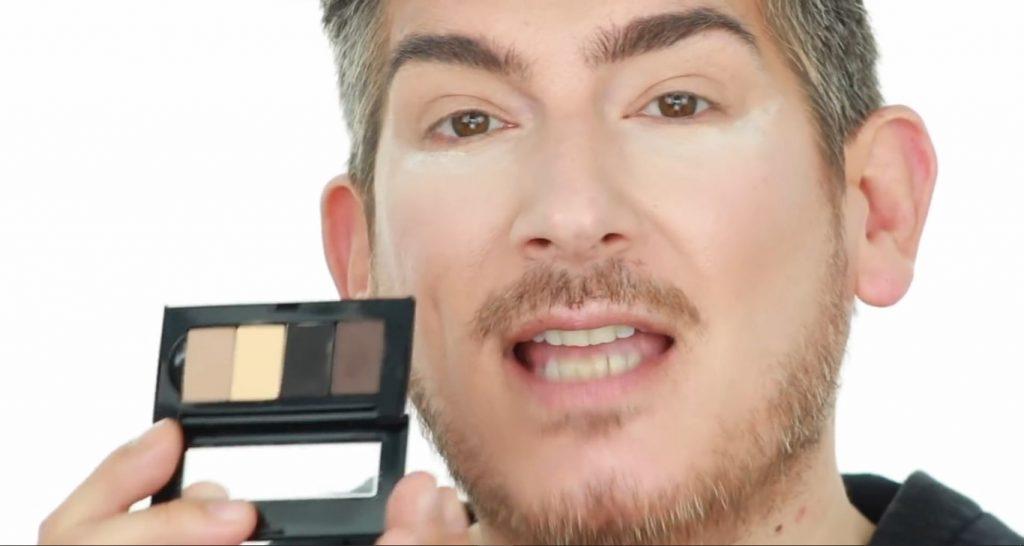 Conoce los productos Mary Kay de la mano de Martin Catalogne Makeup sombras Chromafusión