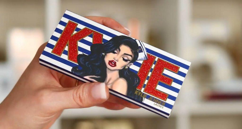 Conoce Sailor Collection, lo nuevo de Kylie Cosmetics, de la mano de Rosy McMichael pestañas postizas